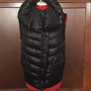 Jackets & Blazers - 100% DOWN VEST, Black, Size M
